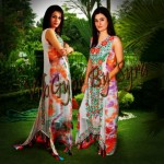 Vibgyor by Syra Formal Party Wear Winter Dress Collection 2012 for Women (8)