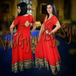Vibgyor by Syra Party Wear Winter Collection 2012-13 for Women (2)
