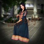 Vibgyor by Syra Party Wear Winter Dress Collection 2012 for Women
