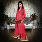 Vibgyor by Syra Party Wear Winter outfits 2012 for Girls