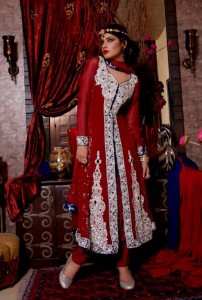Wedding Day Bridal Dresses FallWinter Collection 2013 by Saadia Asad