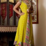 Wedding & Mehndi Day Bridal Dresses FallWinter Collection 2012 -2013 by Saadia Asad