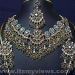 Latest Pakistani bridal jewelry new sets