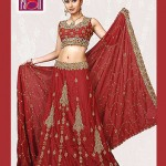 indian bridal lengha