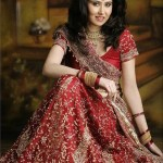 indian bridal wear 2012-13