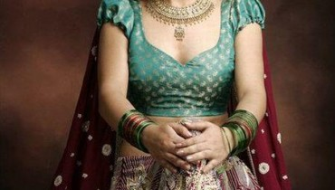 indian bridal wear images collection