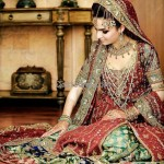 latest bridal collection 2012