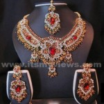 latest bridal jewelry sets 2012
