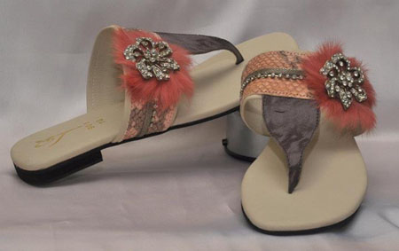 normal wear Slippers For Women By Sheherzad Haider (4)