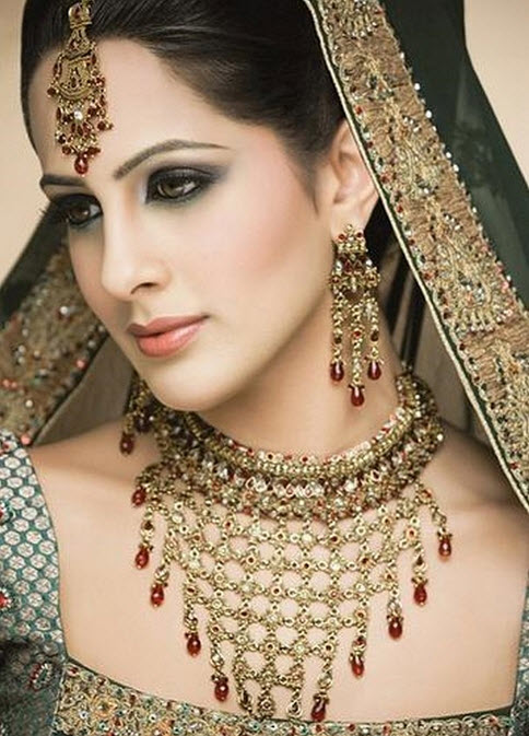 pakistani bridal jewelry sets 2012