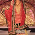 pakistani designer bridal dress 002