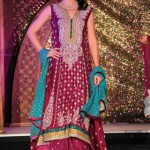 pakistani designer bridal dress 006