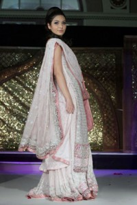 pakistani designer bridal dress 007