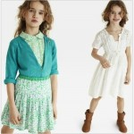 zara girls dresses summer 2012