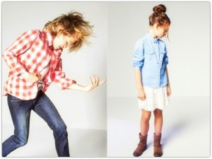 zara kids collection shirt 2012