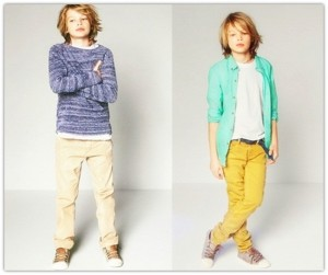 zara kids collection summer 2012