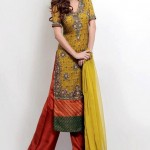 Ahsan Hussain Formal Line 2012 by Ahsan Hussain for Ladies