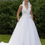 Beautiful Hot Brides In Wedding Dresses