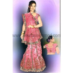 Beautiful Lehenga Choli Collection 2012
