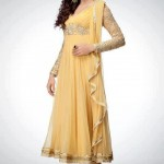 Beautiful Mehndi Dresses 2012 For Pakistani Woman Wedding By Ethnic Couture 0010