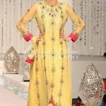 Beautiful Mehndi Dresses 2012 For Pakistani Woman Wedding By Ethnic Couture 0012