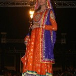 Beautiful Mehndi Dresses 2012 For Pakistani Woman Wedding By Ethnic Couture 0017