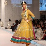 Beautiful Mehndi Dresses 2012 For Pakistani Woman Wedding By Ethnic Couture 007