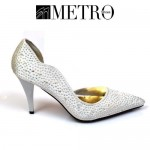 Beautiful New Arrivals Metro Shoes Collection 2012-2013 For Women (2)
