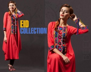Beech Tree Eid ul Adha formal waer dress Collection 2012-2013 for Girls and women (2)