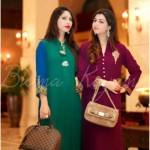 Bisma Kayani Eid Winter Party Wear Collection 2012 For Women 002