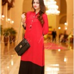 Bisma Kayani Eid Winter Party Wear Collection 2012 For Women 004
