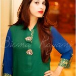 Bisma Kayani Eid Winter Party Wear Collection 2012 For Women 006