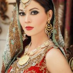 Bridal Makeup Jewellery Fashion 2012 003