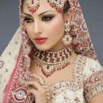 Bridal Makeup Jewellery Fashion 2012 005