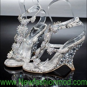 Bridal Shoes Trendy Collection