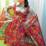 Colorful Nishat Lawn Collection for Women