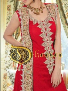 Dhaagay by Madiha Malik Latest Eid Collection 2012 For Women 001
