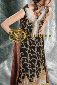 Dhaagay by Madiha Malik Latest Eid Collection 2012 For Women 0010
