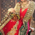 Dhaagay by Madiha Malik Latest Eid Collection 2012 For Women 0016