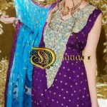 Dhaagay by Madiha Malik Latest Eid Collection 2012 For Women 007