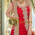 Dhaagay by Madiha Malik Latest Eid Collection 2012 For Women 008