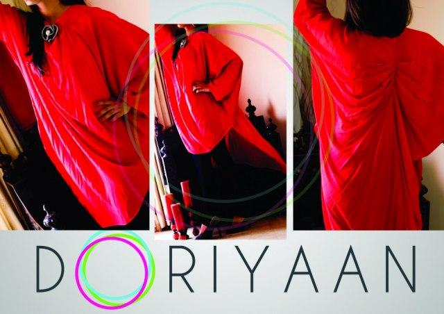 Doriyaan Latest Fall Knitwear Collection 2012-13 For Ladies 008