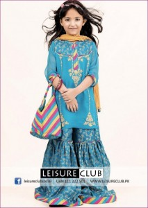 Eid-ul-Azha Collection 2012 For Kids By Leisure Club 001