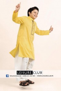 Eid-ul-Azha Collection 2012 For Kids By Leisure Club 005