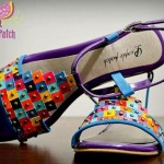 Eid ul Azha Color ful shoes Collection 2012-2013 for women by Purple Patch (3)