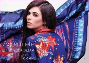 Eiza by UA Textile Latest Winter Collection 2012 001