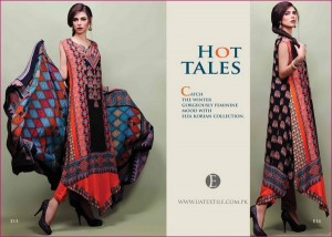 Eiza by UA Textile Latest Winter Collection 2012 002