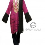 Erum Alam Women Wear Linen Collection 2012 for Women (1)