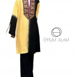 Erum Alam Women Wear Linen Collection 2012 for Women (4)