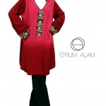 Erum Alam Women Wear Linen Collection 2012 for Women (5)